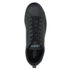 Men's black sneakers adidas, black , 801-6144 - 19