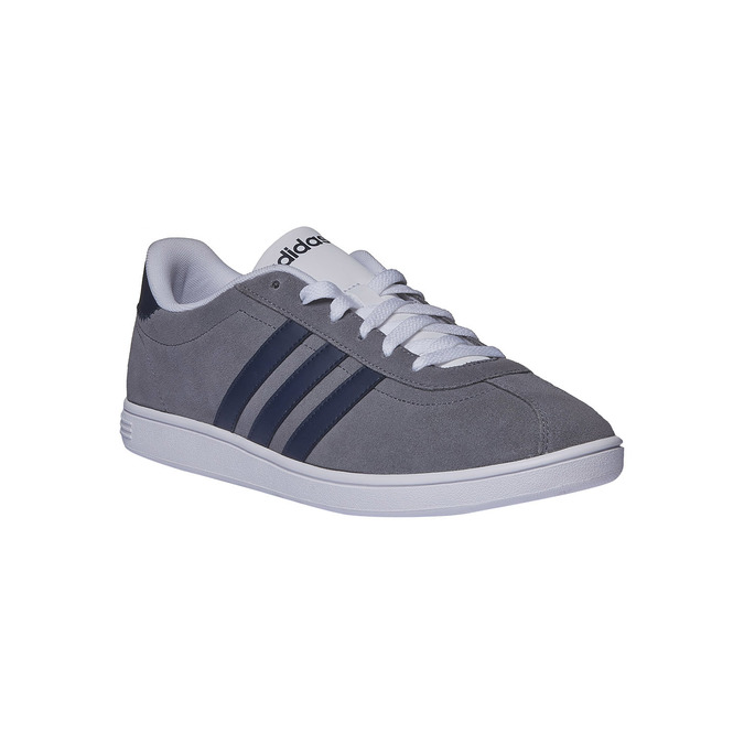 Casual walking shoes for men adidas, gray , 803-2122 - 13
