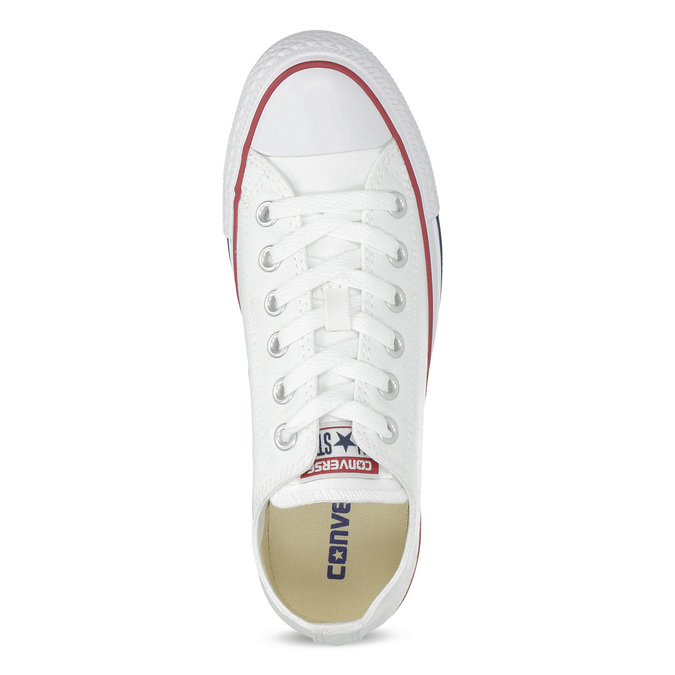 Ladies' tennis shoes converse, white , 589-1279 - 17