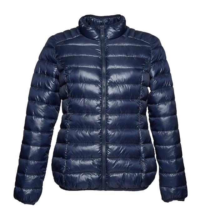 Fashionable women's jacket bata, blue , 979-9637 - 13