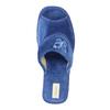 Ladies' slippers bata, blue , 679-9606 - 19