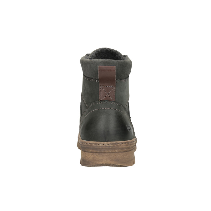 Men´s winter footwear weinbrenner, gray , 896-2109 - 17