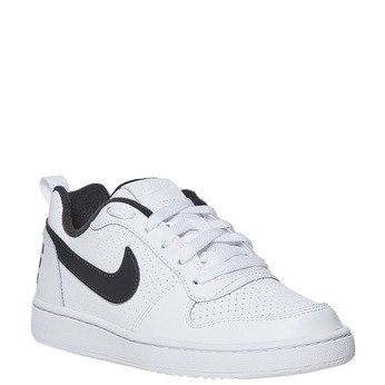 Children's sneakers nike, white , 401-6333 - 13