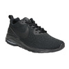 Men's sporty sneakers nike, black , 809-6157 - 13