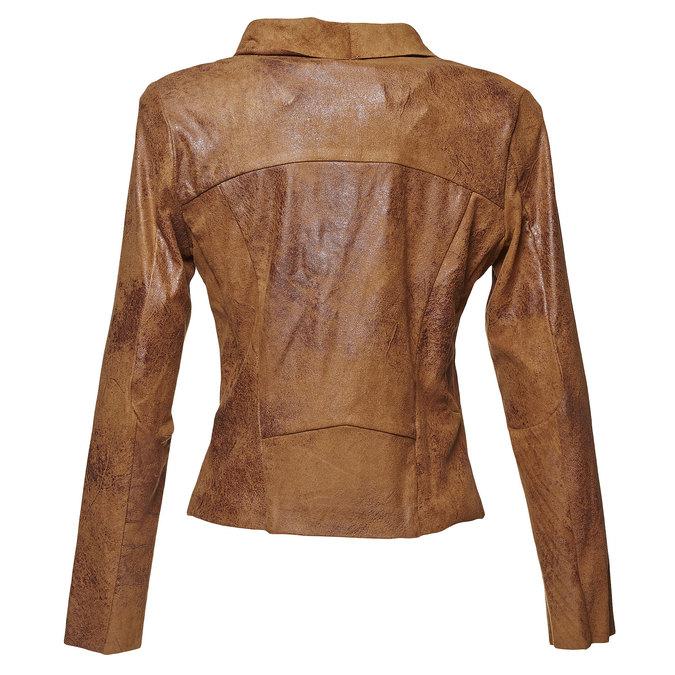 Lightweight ladies' jacket bata, brown , 979-3635 - 26