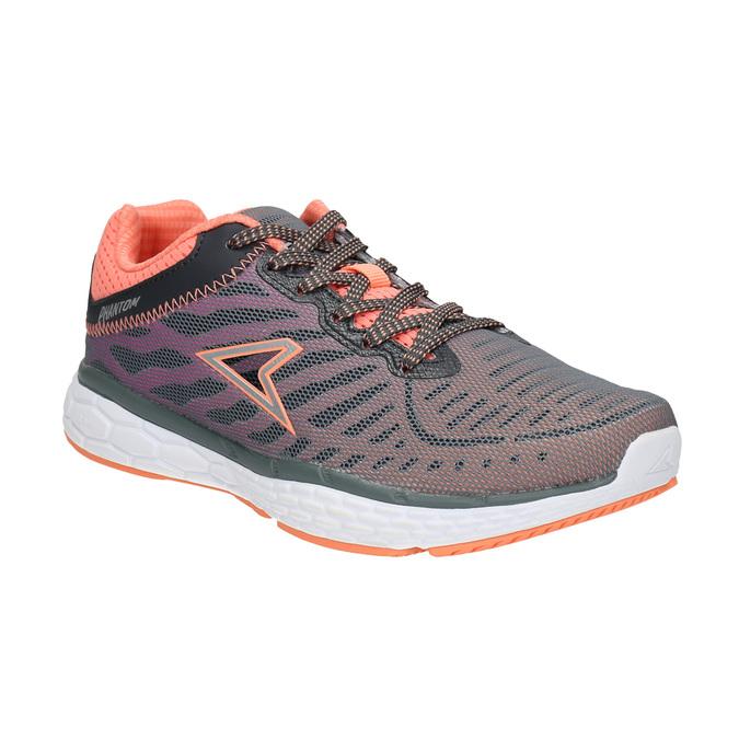 Ladies' sporty sneakers power, gray , 509-2155 - 13