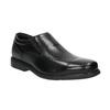 Men's leather shoes rockport, black , 824-6117 - 13
