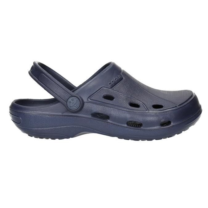 Children's blue sandals coqui, blue , 472-9610 - 15