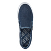 Ladies' denim slip-ons north-star, blue , 589-9440 - 19