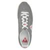 Men's grey sneakers with a distinctive sole le-coq-sportif, gray , 809-2272 - 19