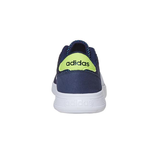 Kids' athletic sneakers adidas, blue , 409-9288 - 17