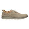 Men's leather shoes weinbrenner, beige , 846-8655 - 26