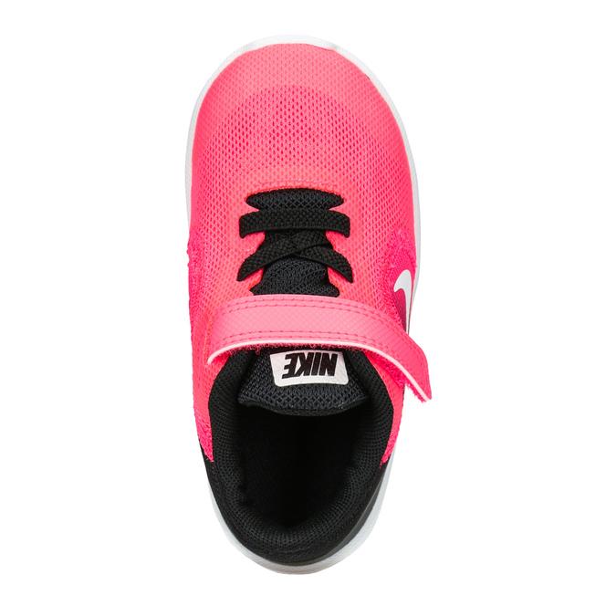 Girls' Pink Sneakers nike, pink , 109-5132 - 15