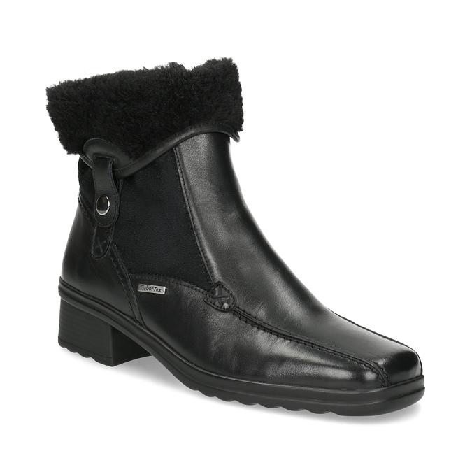 Ladies' Winter Boots gabor, black , 614-6127 - 13