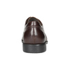 Brown Leather Derby Shoes fluchos, brown , 824-4442 - 16