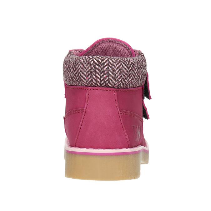 Children's pink winter boots weinbrenner-junior, pink , 226-5200 - 16