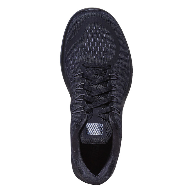 Ladies' athletic sneakers nike, black , 509-6187 - 19