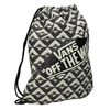 Patterned Canvas Bag vans, multicolor, 969-0058 - 13