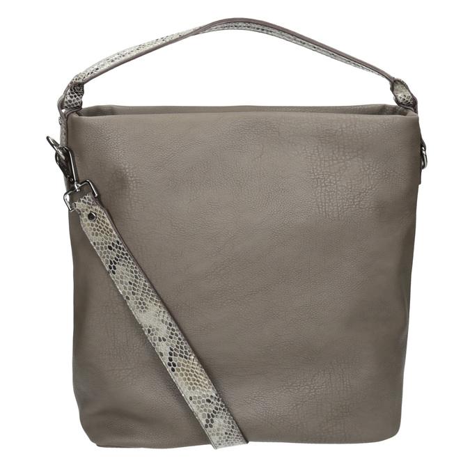 Ladies' Hobo Handbag with Strap gabor-bags, brown , 961-8029 - 16