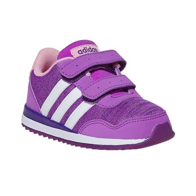 Children's Purple Sneakers adidas, violet , 109-5157 - 13