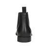 Men's Leather Chelsea Boots vagabond, black , 814-6024 - 16