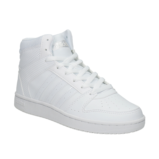 White High-Top Sneakers adidas, white , 501-1212 - 13