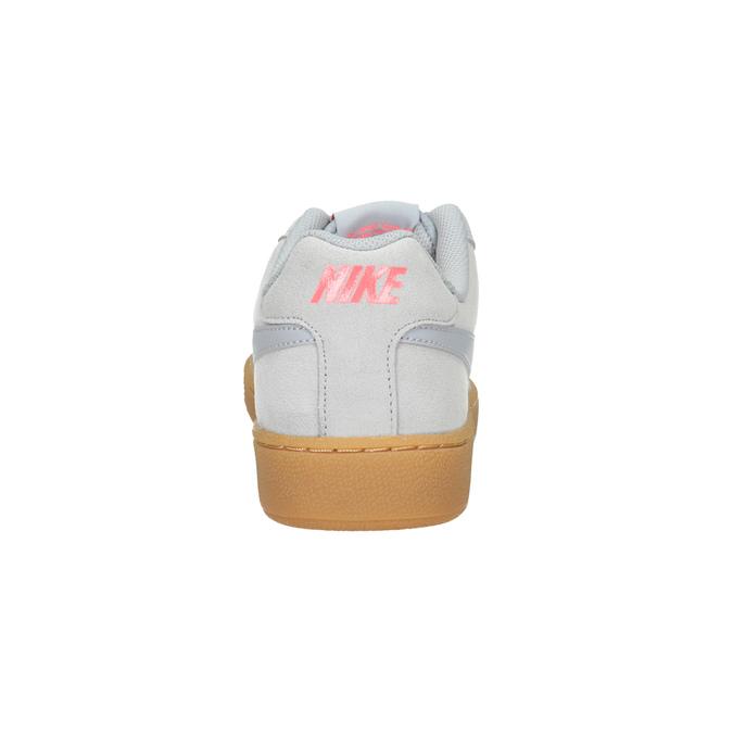 Casual Men's Sneakers nike, gray , 803-2302 - 16