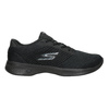 Black Ladies' Sneakers skechers, black , 509-6325 - 26
