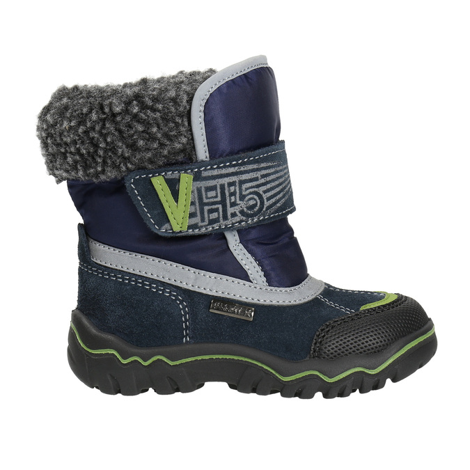 Children's Winter Boots bubblegummer, blue , 193-9601 - 15