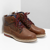 Men's Winter Ankle Boots, brown , 896-3677 - 26