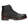 Men's Ankle Boots bata, black , 896-6665 - 15