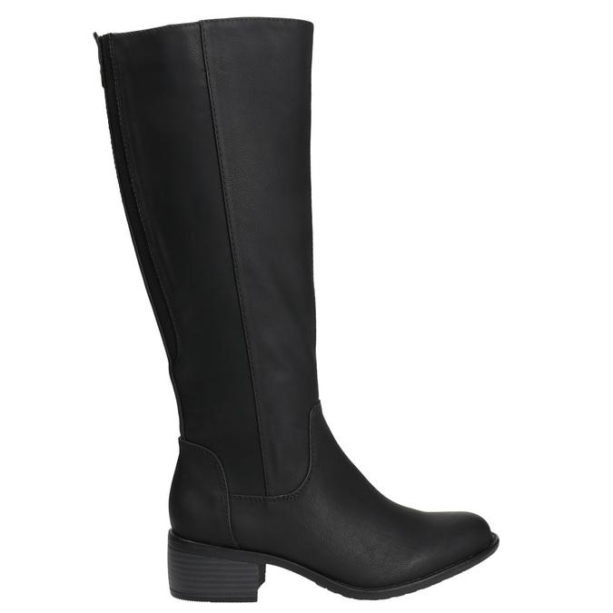 bata, black , 691-6600 - 15