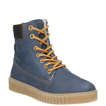 Children's Insulated Winter Boots mini-b, blue , 496-9620 - 13