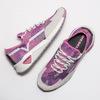 Pink sporty sneakers diesel, pink , 509-5760 - 26
