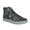 Children's ankle sneakers primigi, gray , 413-2008 - 13