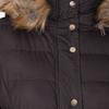 Ladies' Winter Jacket with Fur bata, brown , 979-4134 - 16