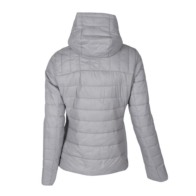 Ladies' Grey Hooded Jacket bata, gray , 979-1159 - 26