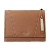 Brown Leather Crossbody Bag picard, brown , 966-3051 - 26