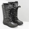Ladies' winter snow boots bata, gray , 599-2619 - 26