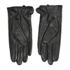 Ladies' leather gloves, black , 904-6129 - 16