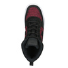 Children's High-Top Sneakers nike, red , 401-5405 - 17