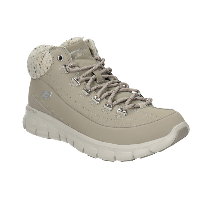 Ladies' ankle boots skechers, gray , 501-2314 - 13