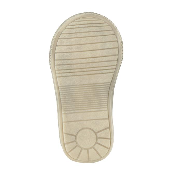 Kids' ankle boots bubblegummer, gray , 111-2614 - 17
