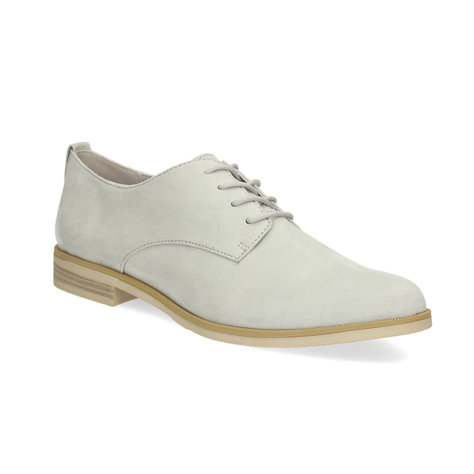 Ladies' casual shoes bata, gray , 529-1636 - 13